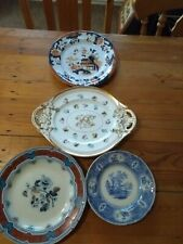 More details for pretty collection of antique plates