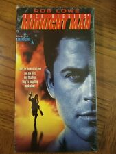 Midnight Man Vhs 1997 Action Drama Thriller Rob Lowe Kenneth Cranham Free Ship