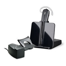 Plantronics CS540/A Convertible Wireless DECT Headset W/ HL10 Lifter New in Box