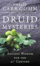 Philip Carr-Gomm - Druid Mysteries (Paperback) 9780712661102