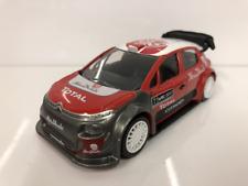 Citroen C3 WRC Official Presentación Versión 2017 chorro Car 1 43 Norev