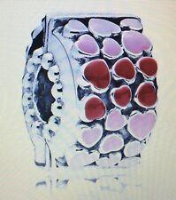 Pandora Charm WAHRE LIEBE CLIP 796594ENMX Weihnachten Herzen rot  Neu!