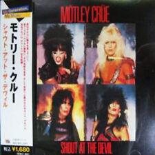 MOTLEY CRUE - Shout At The Devil - Japan Edition CD