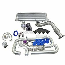 CXRacing Turbo Kit For 1996-2000 Honda Civic EK B16 B18 B20 B-Series Engine