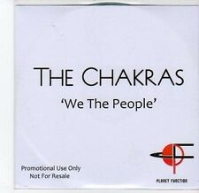 (CA73) The Chakras, We The People - DJ CD