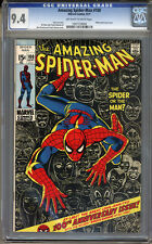 Amazing Spider-Man #100 CGC 9.4 NM Universal CGC #1097159006