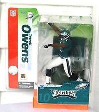 Terrell Owens Philadelphia Eagles NFL McFarlane Action Figure NIP NIB T.O. new
