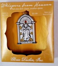 "Whispers From Heaven "" When One Door Closes, Another Opens"" Collectible Ornament"