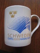 Original Expo 2000 - Kaffeetasse, Kaffeepot, TOP