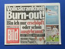 Bild Zeitung -       24. 9. 2011 - Gina-Lisa * Huub Stevens * Sebastian Vettel