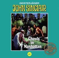 Preisalarm! JOHN SINCLAIR Tonstudio Braun Folge 57 * Ghouls in Manhattan NEU/OVP