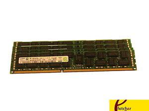 32GB KIT 4 X 8GB PC3-10600 1333 MHZ ECC REGISTERED APPLE Mac Pro 2009 2010 2012