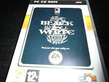 Black and white     Pc game