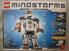 B/N Lego 8547 Mindstorms NXT 2.0. Still Sealed. Discontinued Set. UK Version.