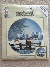 Heritage Crafts - Hard Frost (JCHT1057) Counted Cross Stitch Kit