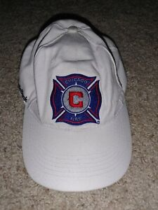 Chicago Fire CF97 Promotional Baseball Hat Cap Embroidered Badge One Size