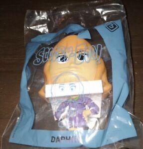 2021 McDonalds Happy Meal Toy #3 Daphne,Scooby Doo,Action Figures,fundraiser