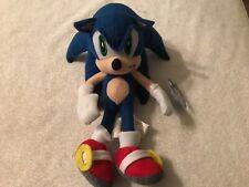 "Rare Toy Network 8"" Sonic X the Hedgehog Stuffed Plush Viz Media"