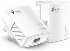 TP-Link Gigabit Powerline adapter passthrough ethernet 4k kit