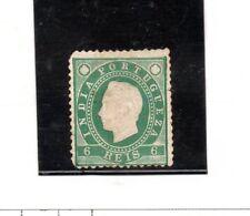 India Portuguesa Valor del año 1886 (BQ-105)