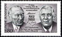 1351 postfrisch BRD Bund Deutschland Briefmarke Jahrgang 1988