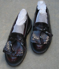 Dr Martens Carol Tassel Loafer Made in England