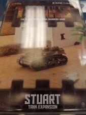 TANKS American Stuart Tank Expansion Galeforce Nine War Board Game New!