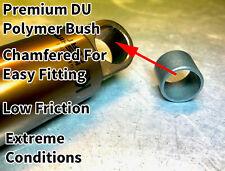 MTB Rear Shock Premium DU bush Low friction Igus Bushing-NEW