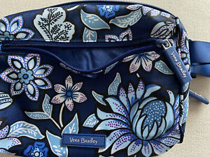 VERA BRADLEY LIGHTEN UP BELT BAG TROPICS TAPESTRY NEW WITH TAGS FREE SHIPPING