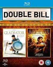 Gladiator  Immortals (Double Pack) [Bluray] [Region Free] [DVD]