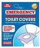 Disposable Flushable Toilet Seat Covers Hygienic Health Travel Camping 20 pack