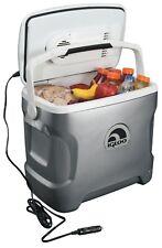 Portable Hard Cooler Car Igloo Lunch Box 12V Electric Mini Fridge Chest 28 Quart