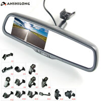 """Autoinnenraum-Rückspiegel in 4,3 """"TFT-LCD-Monitorhalterung"""