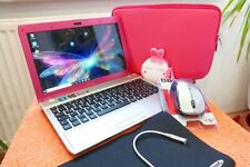 Sony Vaio Y ULTRABOOK PINK Rosa l 11 Zoll Netbook l Windows 10 PRO l RADEON HDMI
