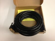 DVI to HDMI 2.0 Adapter Cable, 25 ft, Case of 9