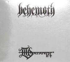 Satanist: Cd + Dvd Australian Exclusive Edition (A - Behemoth (2014, CD NIEUW)