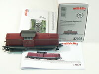 Märklin H0 37009, Diesellokomotive BR 212, DB, mfx, sound, neu