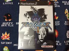 Soul Calibur 2 NON-GREATEST HITS BRAND NEW SEALED  (Sony PlayStation 2, 2003)