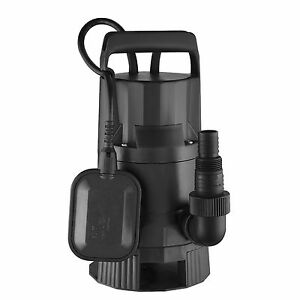 Aquapro AS10000DF SUBMERSIBLE SUMP PUMP for Emptying Out Fish Ponds & Reservoirs