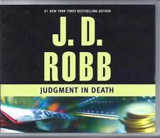 Judgment in Death by J D Robb (#11) Susan Ericksen Unabridged CD Audio Book