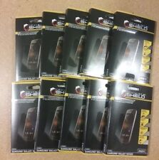 Lot of 10 InvisibleShield for Samsung Galaxy Nexus Screen Protector