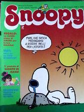 SNOOPY n°5 1988 - [G.235]