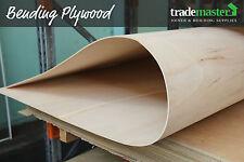 Bending Plywood (Short or Long Way) - 2400x1200 x 4mm - Sydney NSW
