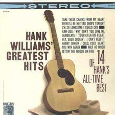 Williams Sr, Hank : Hank Williams  - Greatest Hits CD