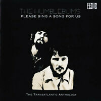 THE HUMBLEBUMS Please Sing A Song For Us 2018 2xCD NEW/SEALED Billy Connolly