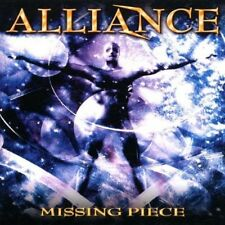 Alliance-missing piece-CD-Nuovo-AOR