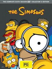 The Simpsons: Season 6 (Collector's Edition) - DVD Region 4