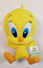 Tweety Bird Baby Looney Tunes Character Stuffed Animal Plush New With Tags