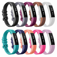 For Fitbit Alta /Alta HR Replacement Silicone Sport Watch Band Strap Replacement