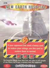 Doctor Who Battles In Time Exterminator #219 New Earth Hospital
